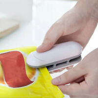 EE_ CO_ Portable Mini Heat Sealing Machine Sealer Plastic Bag Food Storage Fine