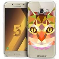 Coque Housse Etui Pour Samsung Galaxy A5 2017 (A520) Polygon Animal Rigide Fin C