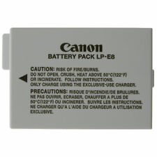 Canon lp-e8 batteria per Eos 600d 550d 650d 700d t4i de