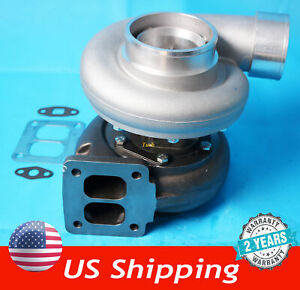 GT45 T4 V-BAND 1.05 A/R 98MM HUGE 800+HPS BOOST UPGRADE RACING TURBO CHARGER GT
