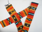 Traditional Archery RECURVE BOW SOCK  Navajo Indian Print Polyester Fleece Case