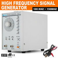 High Frequency Signal Generator RF 100KHz-150MHz Accurate Powerful 600Ω GOOD