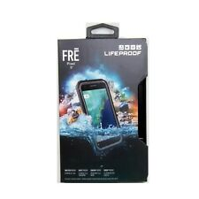 LIFEPROOF CASE FOR GOOGLE PIXEL WATER SHOCK SNOW PROOF GENUINE BLK NEW 77-54423