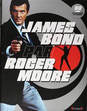 Monographie James Bond James Bond par Roger Moore