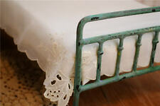 Metal Doll Bed Blythe Bed Victorian Antique Style Handmade Barbie Bed Playscale