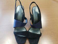 Women's Size 10  Black Shoe By Nine West