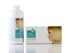 HAIR BOTOX By Kashmir Keratin - 10 Ampules + Smoothing Treatment