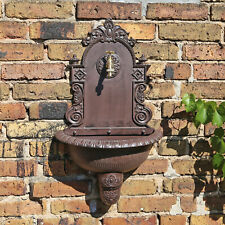 CLGarden Wandbrunnen WB1 Garten Handwaschbecken Wandbecken Außenwaschbecken