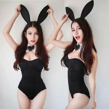 Sexy Lingerie Bunny Girl Women Ladies Rabbit Animal Costume Fancy Dress Cosplay