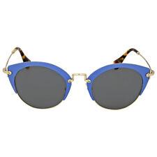 Miu Miu Azure Cat Eye Sunglasses