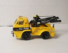 M2 1966 DODGE L600 TOW TRUCK WRECKER LIMITED HARD TO FIND  RUBBER TIRES