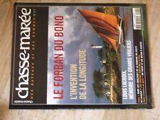 $$$ Revue Chasse-maree N°177 Forban du BonoLongitudeLouis LacroixCreches m