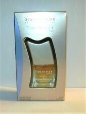 TIME TO PLAY WOMAN - EDT Spray - Bruno BANANI mit BOX - 20 ml - Vintage