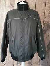 Mercedes Benz Jacket Coat Black Xl Chest 50