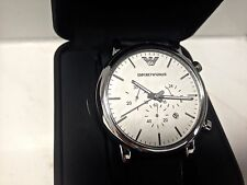Emporio Armani Wristwatches with Mineral Crystal