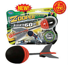 NEW WAHU BRITZ BMA438 Zooper Ball Ultimate Long Distance Super Bounce & Throw