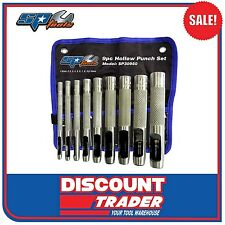 SP Tools 9 Piece Hollow Punch Set SP30950