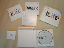 OEM Genuine Apple iLife 09 Mac DVD MB967Z/A Family Pack NEW open box software