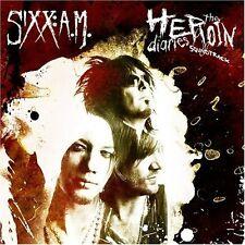 Sixx: A.M., Sixx:a.M - Heroin Diaries Soundtrack [New CD] Explicit