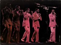 THE TEMPTATIONS 1969 U.S. TOUR CONCERT PROGRAM BOOK BOOKLET / EDDIE KENDRICKS