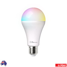 WIFI Smart RGBW Dimmable LED Bulb E27 Google Home Alexa Compatible
