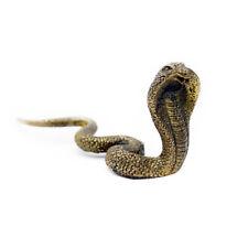 Vietguild's Cobra Snake Bronze Figurine Statue Amulet
