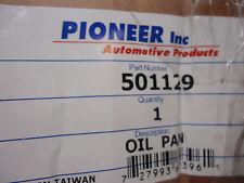 Oil Pan Pioneer 501129