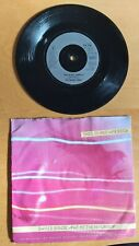 """DAVID BOWIE/PAT METHENY-THIS IS NOT AMERICA-UK 7"""" SINGLE ON EMI RECORDS-1985"""