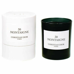Dior Scented Candle In A Jar 30 Montaigne 190g