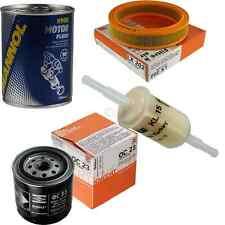 MAHLE / KNECHT Inspektionspaket Filter Set SCT Motor Flush Motorspülung 11608294