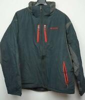 Men's Columbia Omni-Shield Outdoor Padded Jacket Size 2XL Black