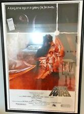 """Star Wars, original movie poster 1977, style A one sheet, 41 x 27"""""""