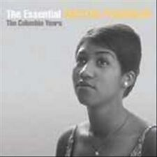 The Essential Aretha Franklin: The Columbia Years by Aretha Franklin (CD, Oct-2010, 2 Discs, Columbia (USA))