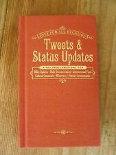 Tweets & Status Updates for All Occasions Great Stocking Stuffer Social Media!