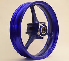 NEW GLOSS BLUE Front Wheel GSXR 600 750 2006-2007 GSXR 1000 2005-2008 Rim GSX-R