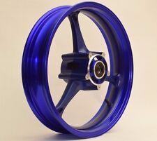 NEW GLOSS BLUE Front Wheel Suzuki GSXR 600 750 2006-2007 GSXR 1000 2005-2008