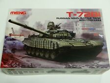 Meng Model TS-033 1:35th scale T-72B1 Russian Main Battle Tank