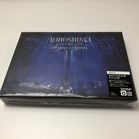 TOHOSHINKI LIVE TOUR 2017 Begin Again 3 DVD 3 Limited Edition Free Shipping