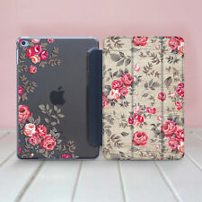Air 2 Smart Cover Case 10.5 Case Flowers Mini Floral Pro 9.7 Case iPad Pro 12.9