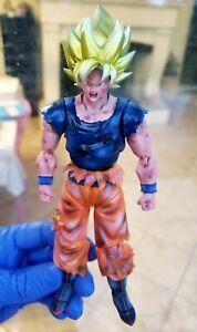 Custom Sh Figuarts / Demoniacal Fit Dragon Ball Z Ssj Battle Damaged Goku DF