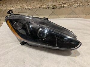Maserati Granturismo Xenon Headlight W HID Bulb 2008-2011 Black
