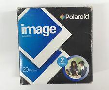 Polaroid Image 2-Pack 20 Exposure Instant Film