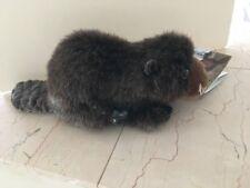 Northern Wildlife Beaver Stuffed Animal