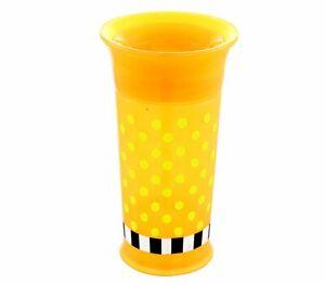 Sassy 9 OZ Grow up Cup (single pack) 30036-orange