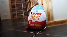 Kinder Surprise Joy Kids Boys Plush Pillow Cushion Ltd Edition China 2017 RARE