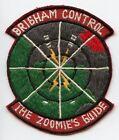 Rare USAF Radar Station Brigham Control Det 4 619/621 TCS Patch