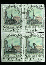 Italia 1979   Viterbo Fontana Grande  quartina   120  lire   usata