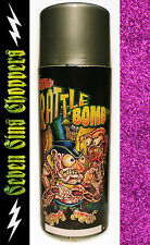 ROTH RATTLE BOMB CAN BASE - FREEKIN FUSCHIA CHOPPER MOTORCYCLE PAINT BASECOAT