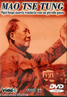 MAO TSE TUNG DVD Ogni lunga marcia comincia con un piccolo passo