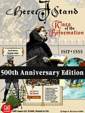 Wars of the Reformation: Here I Stand 500th Anniversary Edition, NEW